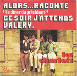 Les Charlots - Ce soir j'attends Valery