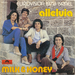 Autre pochette : (Milk and Honey - Hallelujah (Allaluia))