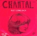 Une autre pochette : (Chantal - Bizet come back)