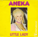 Une pochette alternative : (Aneka - Little lady)