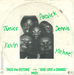 Le verso de la pochette : (Musical Youth - Pass the Dutchie)
