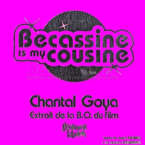 Chantal Goya - Bécassine Is My Cousine (Techno Edit)