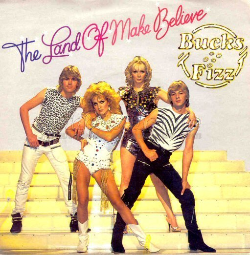 Bucks Fizz - Land of make believe
