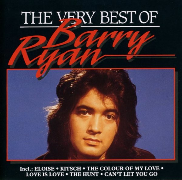 Barry Ryan - The colour of my love