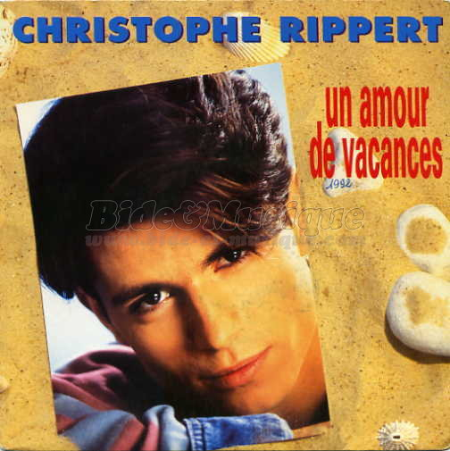 Christophe Rippert - Un amour de vacances