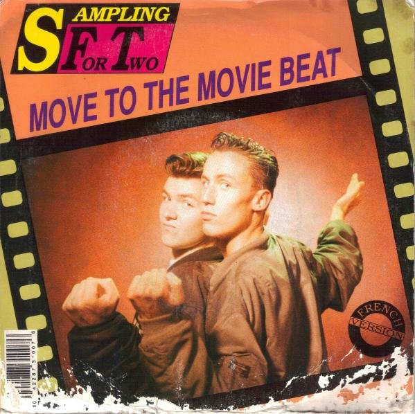 Sampling for two - Move to the movie beat