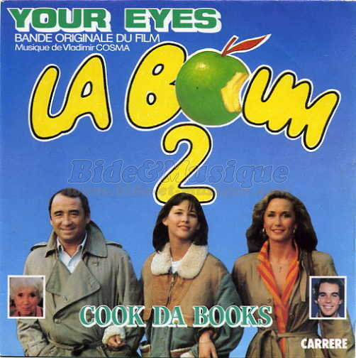 Cook da Books - Your Eyes (La Boum 2)