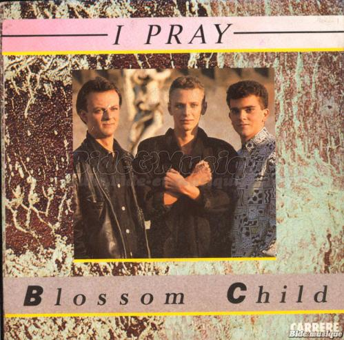 Blossom Child - I pray