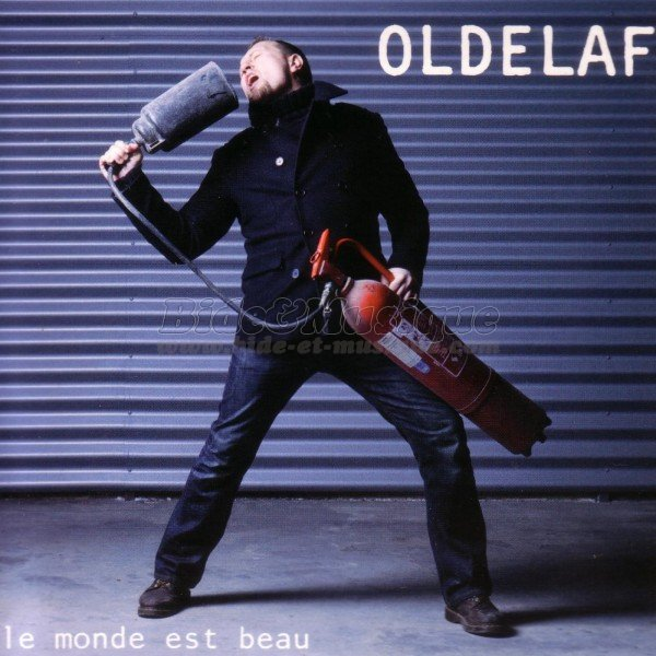 Oldelaf - Nancy