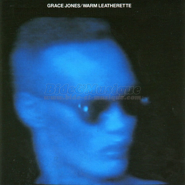 Grace Jones - Cover Deluxe
