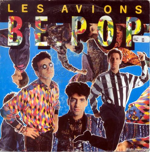 Les Avions - Be pop