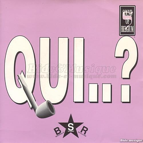 Brussels Sound Revolution - Qui..? (VDB)
