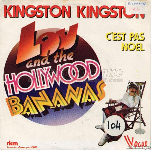 Lou and the Hollywood Bananas - Moules-frites en musique