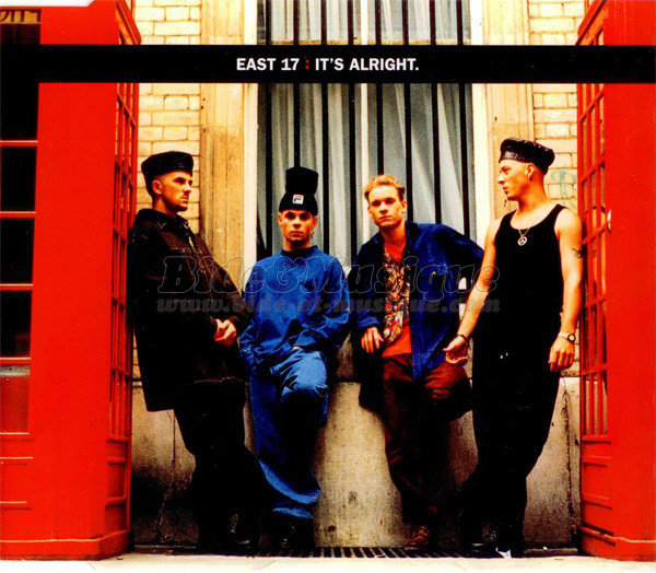 East 17 - It's alright (The ballad mix)