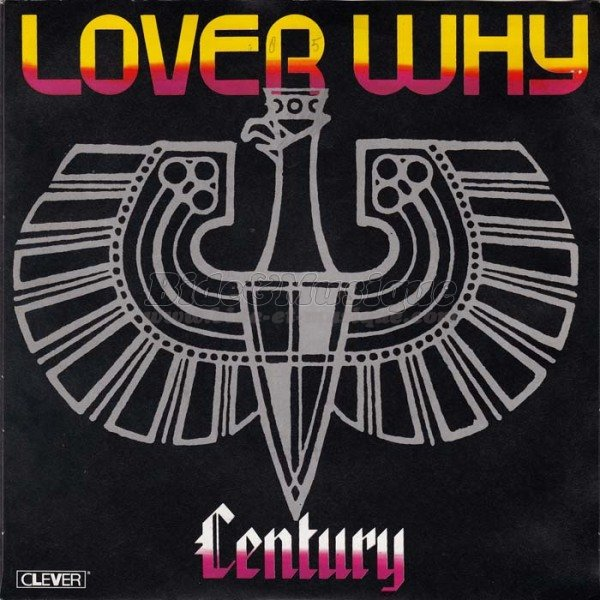 Century - Lover why