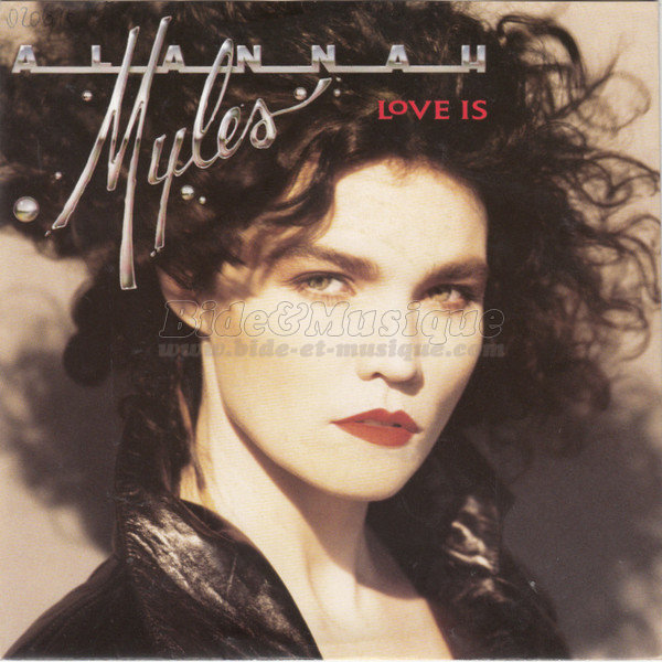 Alannah Myles - Love is