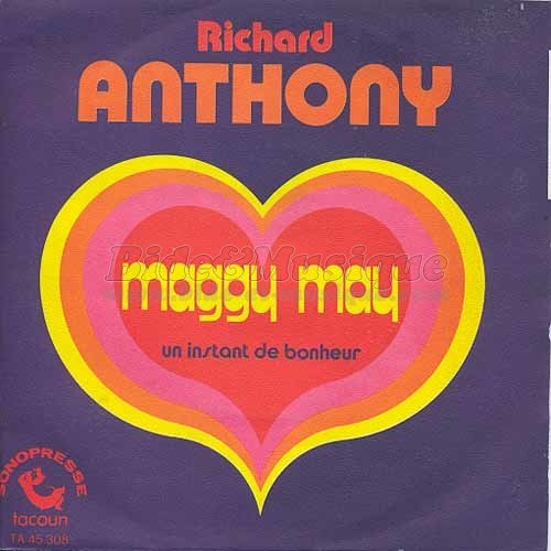 Richard Anthony - Maggy May