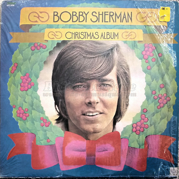 Bobby Sherman - Jingle bells rock