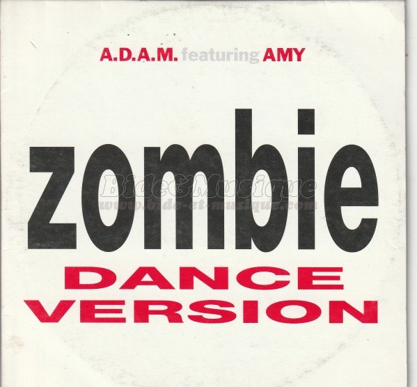Adam feat Amy - Zombie
