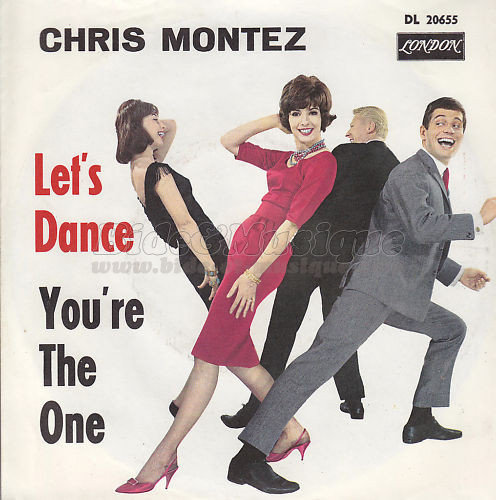 Chris Montez - V.O. <-> V.F