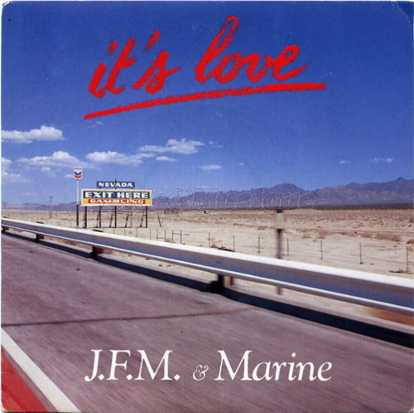 J.F.M. & Marine - It's love