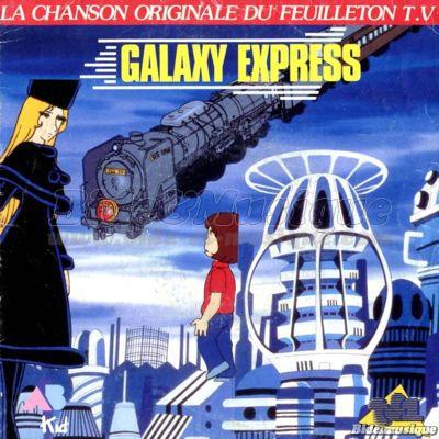 Bernard Denimal - Galaxy Express 999