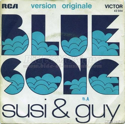 Susi & Guy - Blue song