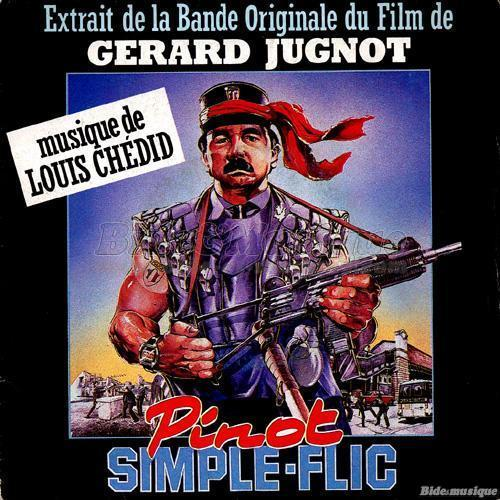 Louis Chedid - Pinot, simple flic