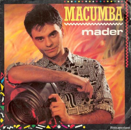 Jean-Pierre Mader - Macumba