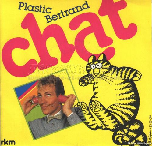 Plastic Bertrand - Chat
