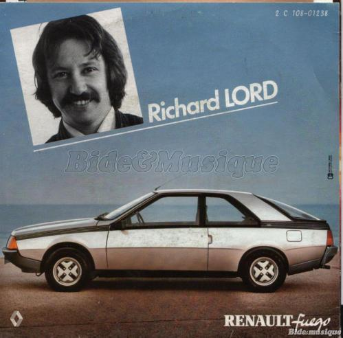 Richard Lord - I feel fine (with my Renault Fuego)