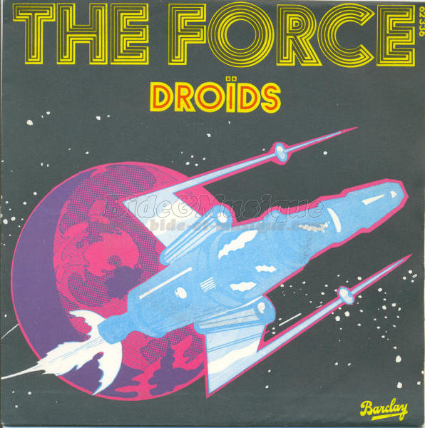 Droids - The force