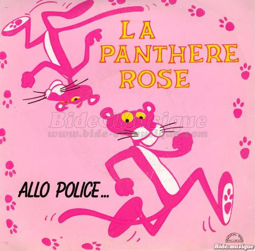 La Panthère Rose - The Pink Panther theme