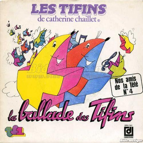 Catherine Chaillet - Les Tifins