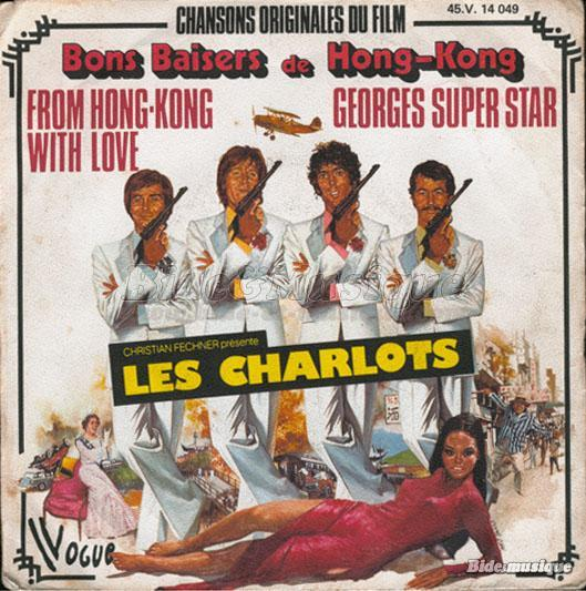 Les Charlots - From Hong-Kong with love