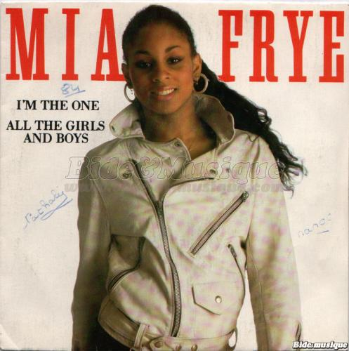 Mia Frye - All the girls and boys