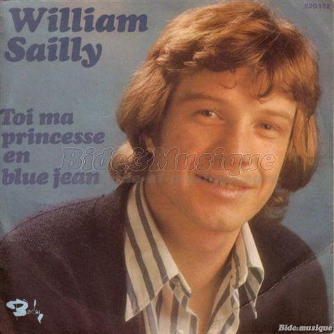 William Sailly - Toi ma princesse en blue jean
