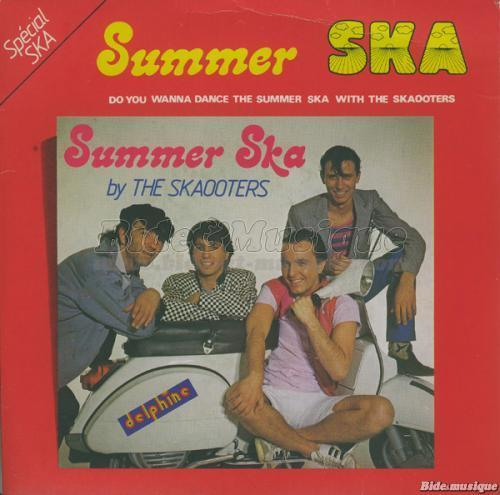 The Skaooters - Summer ska