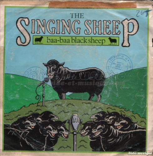 Singing Sheep - Baa-baa black sheep