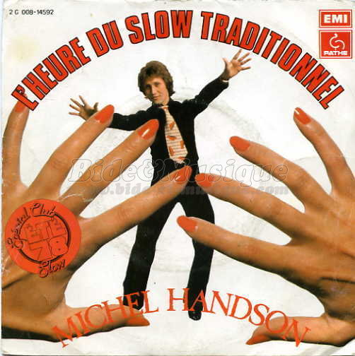 Michel Handson - L'Heure du slow traditionnel