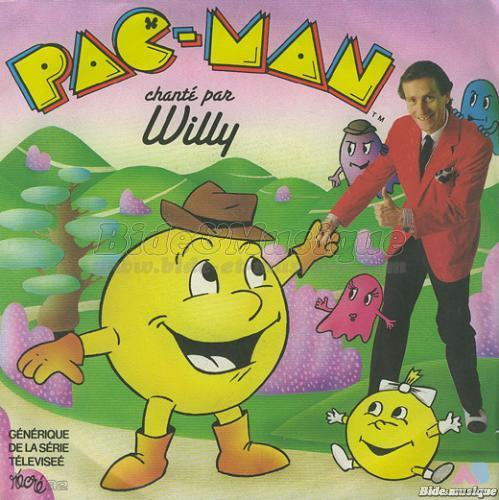 William Leymergie - Pac Mania