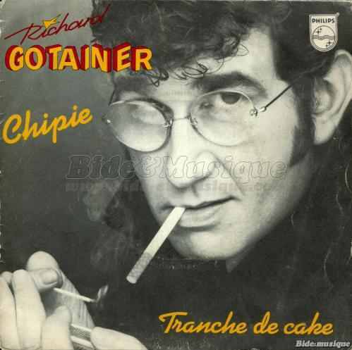 Richard Gotainer - Chipie