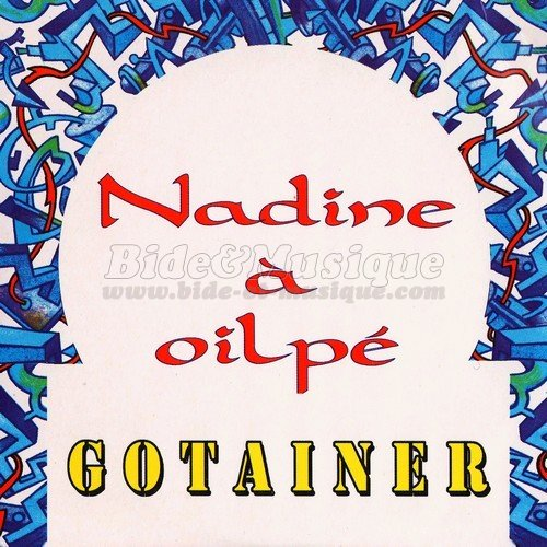 Richard Gotainer - Nadine à oilpé
