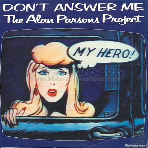 Alan Parsons Project, The - 80'