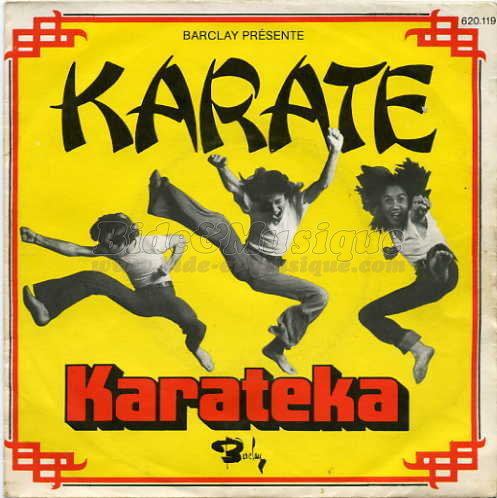 Karateka - Karate