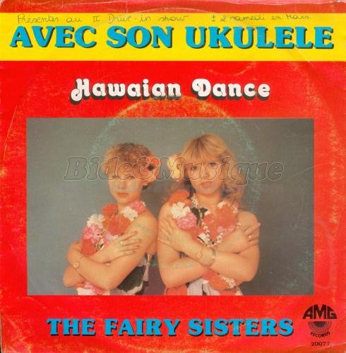 The Fairy Sisters - Avec son ukulele