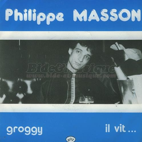 Philippe Masson - Never Will Be, Les