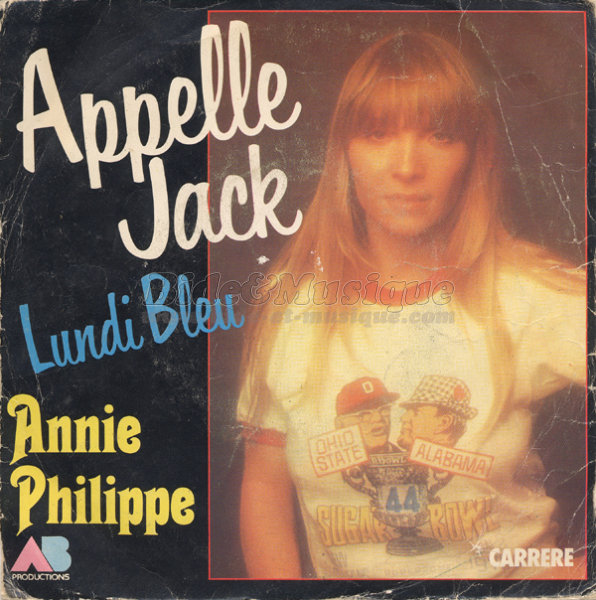 Annie Philippe - Appelle Jack