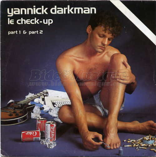 Yannick Darkman - Le check-up
