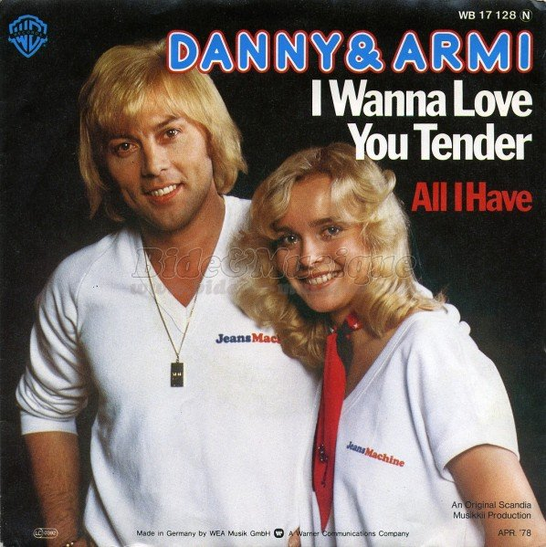 Danny & Armi - I wanna love you tender